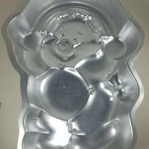 Wilton Care Bears Rainbow Aluminum Cake Pan